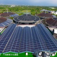 Pingtung makes great strides in solar power development