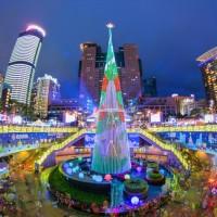 2017 Christmasland kicks off in New Taipei City