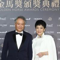 李安接棒張艾嘉成為金馬獎執行委員會主席