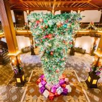 聖誕佳節新潮流 倒栽蔥聖誕樹熱銷