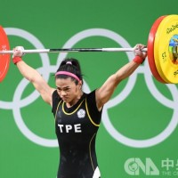 Taiwan's weightlifter Hsu Shu-ching wins silver in women's weightlifting