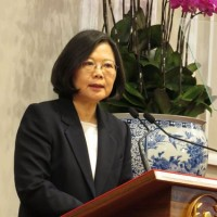 Taiwan president takes responsibility for labor reforms