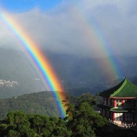 Profs need help having Taiwan's longest-lasting rainbow recognized as Guinness record