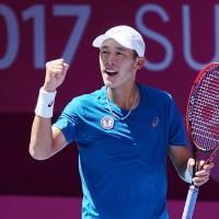 專訪世大運網球男單冠軍莊吉生 矢志用網球打響台灣名號