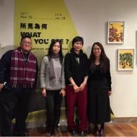 台灣「藝術銀行」七人創作 紐約首展