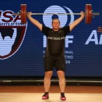紐西蘭變性選手拿下女子世界舉重錦標賽銀牌