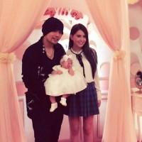 Jay Chou and Hannah Quinlivan consider Taipei European School for daughter