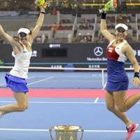 ITF names Chan Yung-jan of Taiwan as one of its 2017 world champions