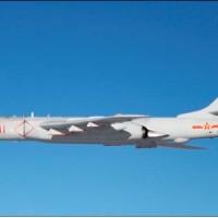 中國多架次軍機 11日又繞台演訓