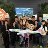 10 millionth intl. visitor to Taiwan in 2017 gets a surprise welcome!