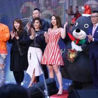 巨星雲集 韓國偶像RAIN即將出席2018臺北最High新年城