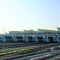 Taichung Metro to be ready by end of 2018