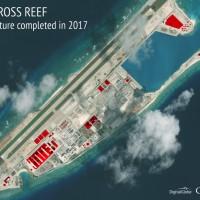 美智庫報告指中國持續在南海諸島進行軍事建設及部屬