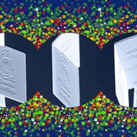 耶誕節將近你看過世界最小聖誕卡了嗎?