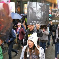 First animal rights march takes place in Taiwan