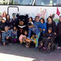 Fun activities planned for group's bus trip to Taiwan's Miaoli County with OhBear