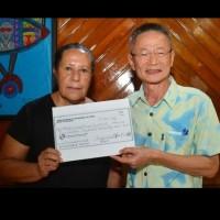 Taiwan Ambassador to Fiji presents US$500,000 for regional scholarships