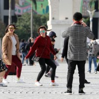 Sunny Saturday to be followed by cold Christmas in Taiwan
