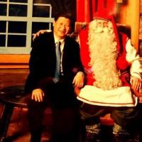 Santa's revenge: Xi Jinpingsent tohospital on Christmas Eve