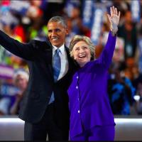 歐巴馬、希拉蕊獲美國年度國民欣賞的人物