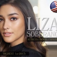 Filipino-American Liza Soberano ranks as most beautiful face of 2017
