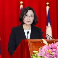 蔡英文:國軍應時刻監控中國動態