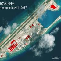 美媒:川普關注北韓導彈 忽視中國稱霸南海野心