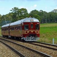 復古電車零碳排 澳洲啟用全球首列太陽能列車