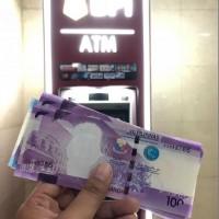 驚!菲律賓紙鈔 竟出現「無臉人」