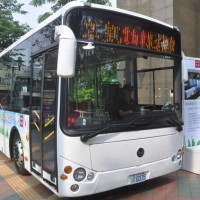 Taipei to launch electric bus route next August