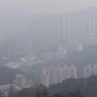 中國若發生沙塵暴 跨年空污恐達橘色以上