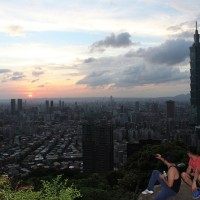 10 spots for sunset spotting in Taipei recommended by Geotechnical Engineering Office