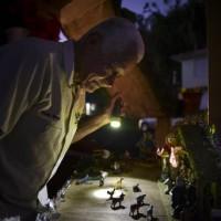 颶風104天後 波多黎各半數人口仍無電可用