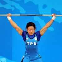 Taiwanese weightlifter Chen Wei-ling hard work paid off