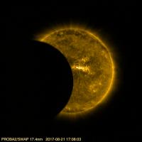 太陽生活照  歐洲太空總署用衛星記錄那些美好日子