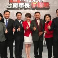 【2018台南市長選戰】李俊毅公布競選支出 憂中國資金介入