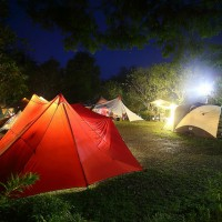 All outdoor-lovers, the Taiwan Tourism Bureau's camping guide has arrived!