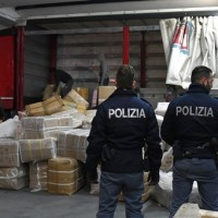 Italian prosecutors break up Chinese transport mafia