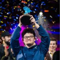 【揚威全球!】台灣選手陳威霖 在荷蘭「爐石戰記」電競賽逆轉奪冠