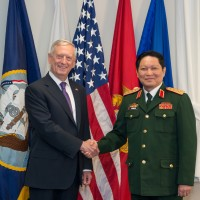 US seeks closer ties with former adversary, Vietnam