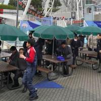 警戒金正恩飛彈 東京舉行避難訓練