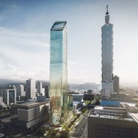 Say goodbye to Commune A7, Taipei Sky Tower is on the way!