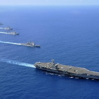 China consulting with US on participation in RIMPAC naval drills