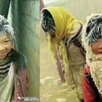 Chilly response to China's 'Frost Girls'