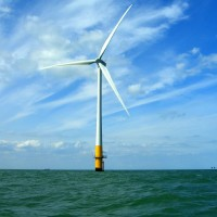 UK company to form venture project in Taiwan to develop offshore wind farms