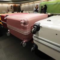 消保處抽驗旅行箱 知名百貨、網路平台商品也不合格