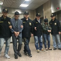 Two Filipino suspects arrested for theft at last year's Taipei jewelry fair