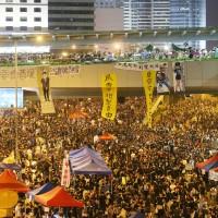 美議員提名香港雨傘運動成員 角逐諾貝爾和平獎