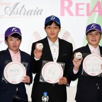 臺灣女孩為國爭光 加入日本職業女棒
