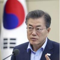 文在寅:北韓不廢核 就甭談兩韓和平